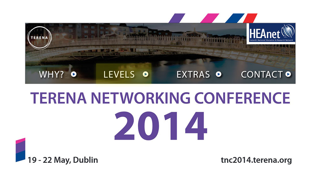 """TERENA 2014: """"Networking with the world"""""""