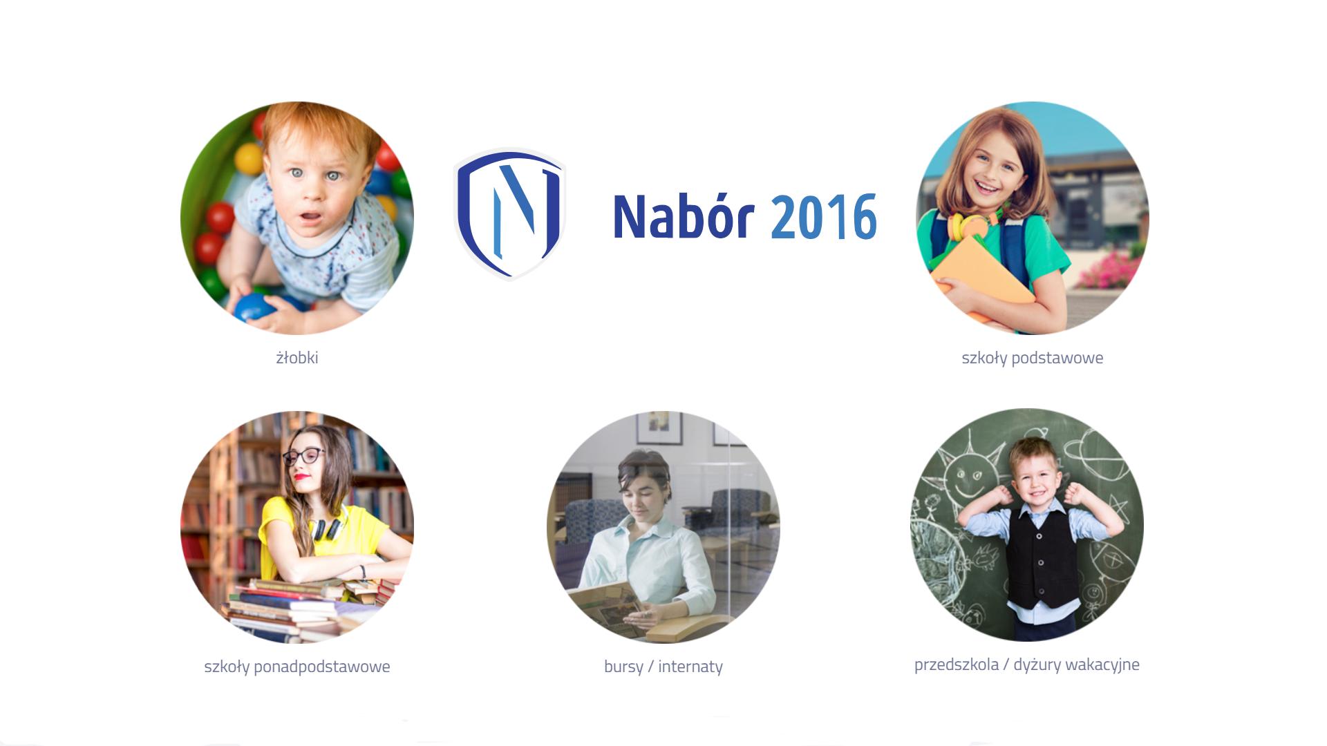 Nabór 2016: przedszkola w Poznaniu
