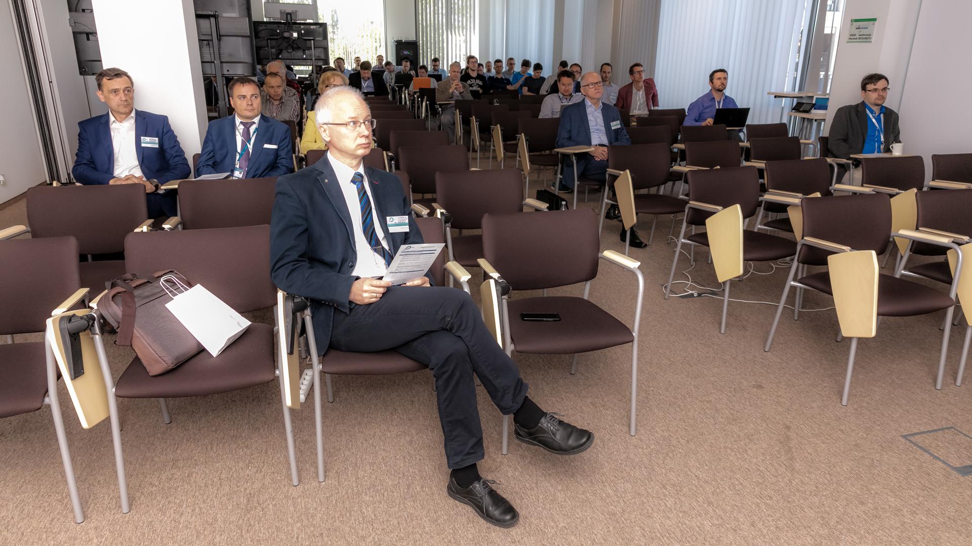 Fotorelacja z Konferencji KDM 2018
