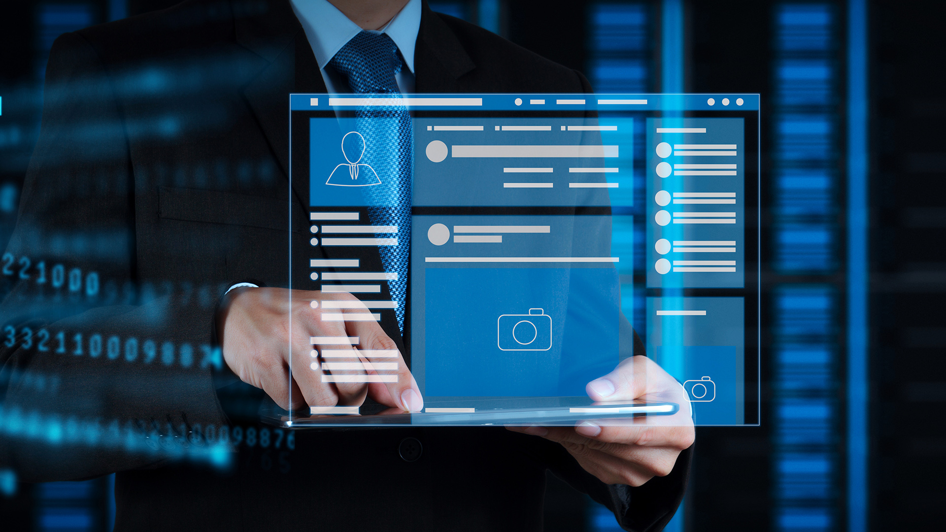 Portale, usługi i aplikacje