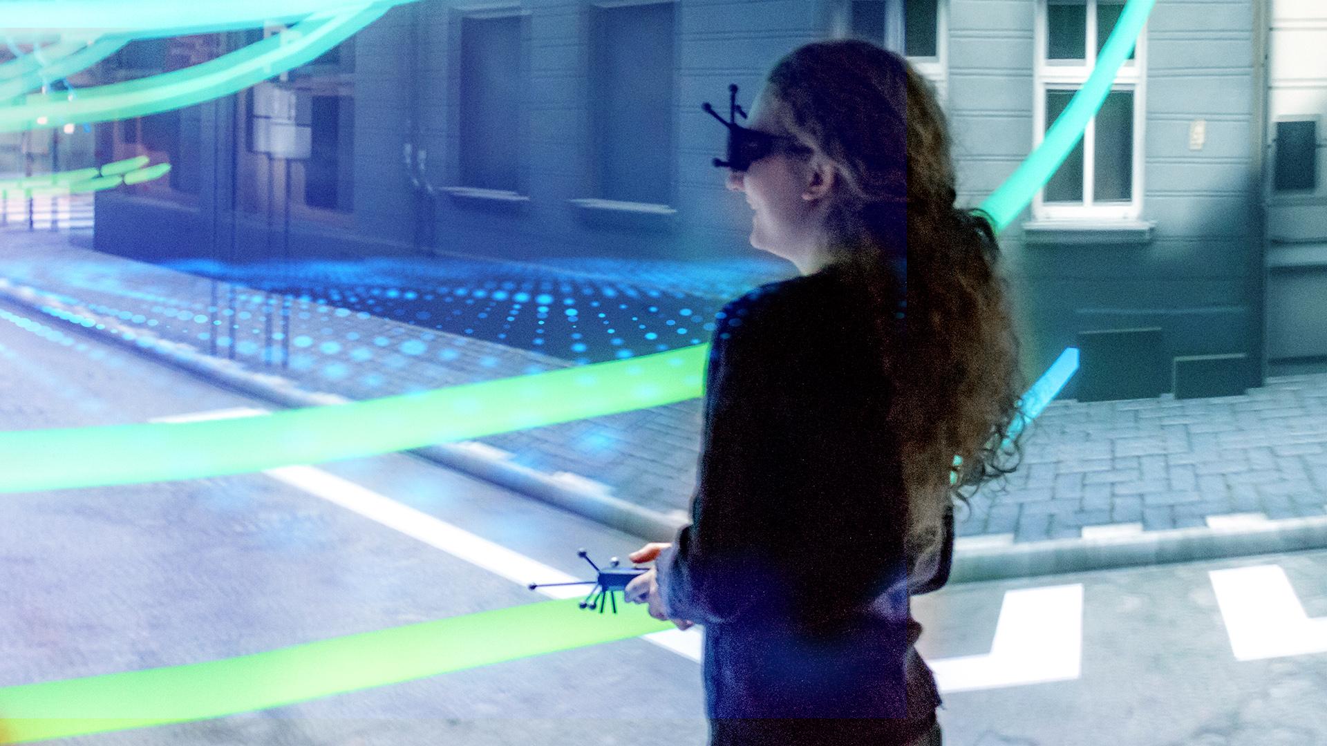 Wizualizacja, imersja i interakcja (VR, AR)