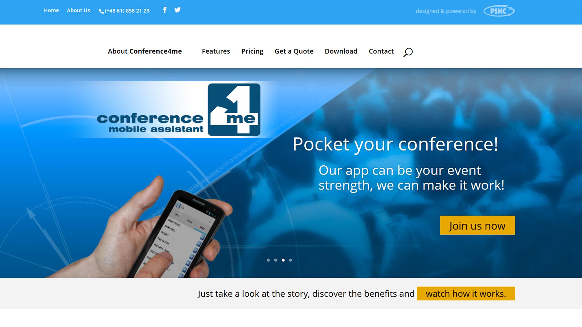 Conference4me na EuroHPC Summit Week 2019