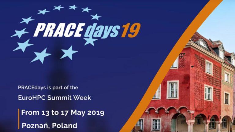 PRACE days 19: wideo podsumowujące wydarzenie