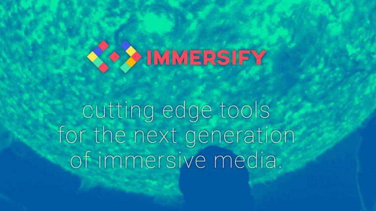 Immersify: Innowacyjne technologie dla Wirtualnej Rzeczywistości