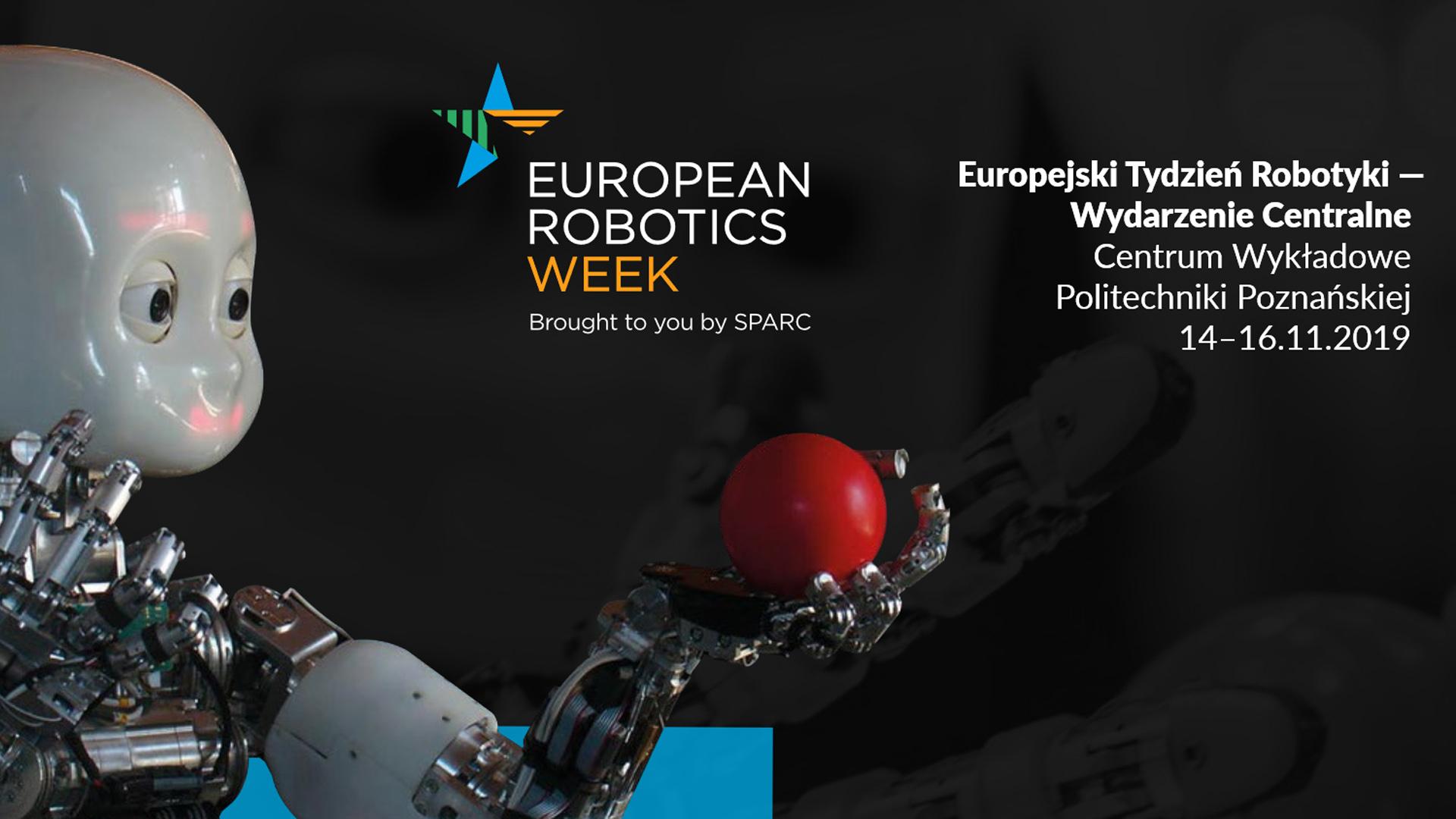 PCSS współorganizatorem European Robotics Week w Polsce