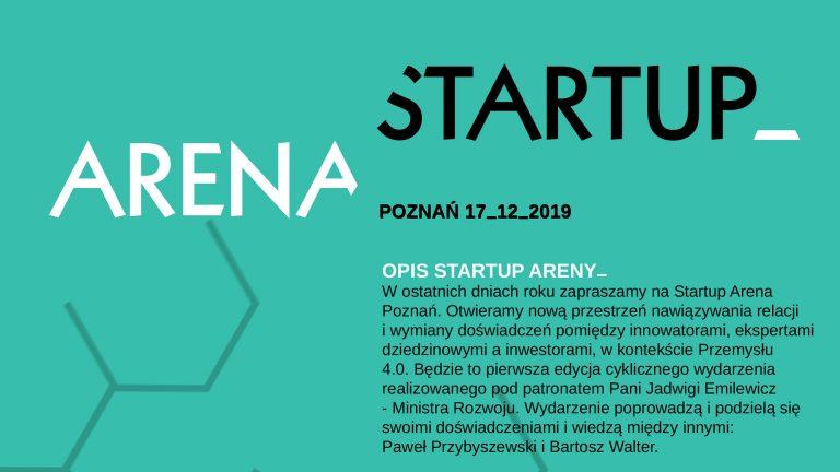 Startup Arena w Future Lab PCSS