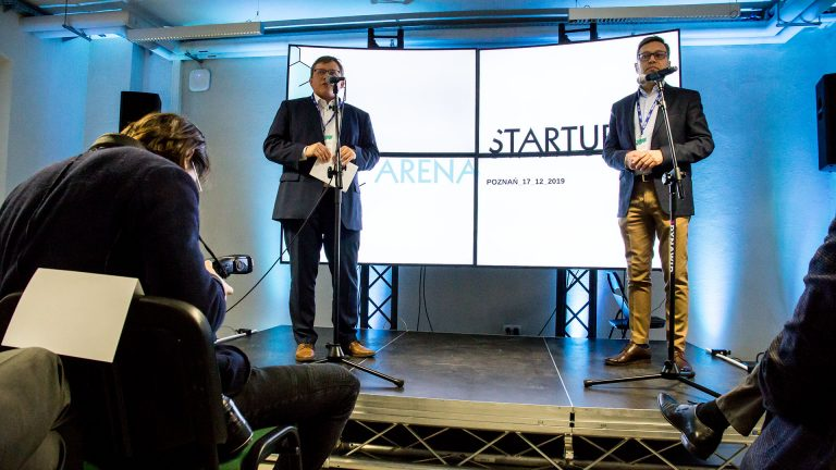 Fotorelacja: Startup Arena w Future Lab PCSS