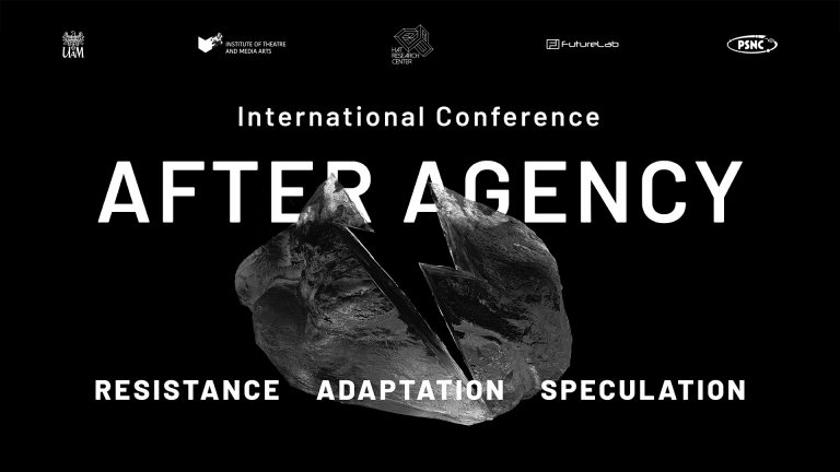 """PCSS współorganizatorem konferencji """"After Agency"""""""