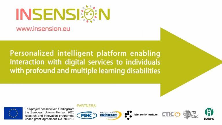 """Stacja TV """"Euronews"""" przygotowuje reportaż o projekcie INSENSION"""