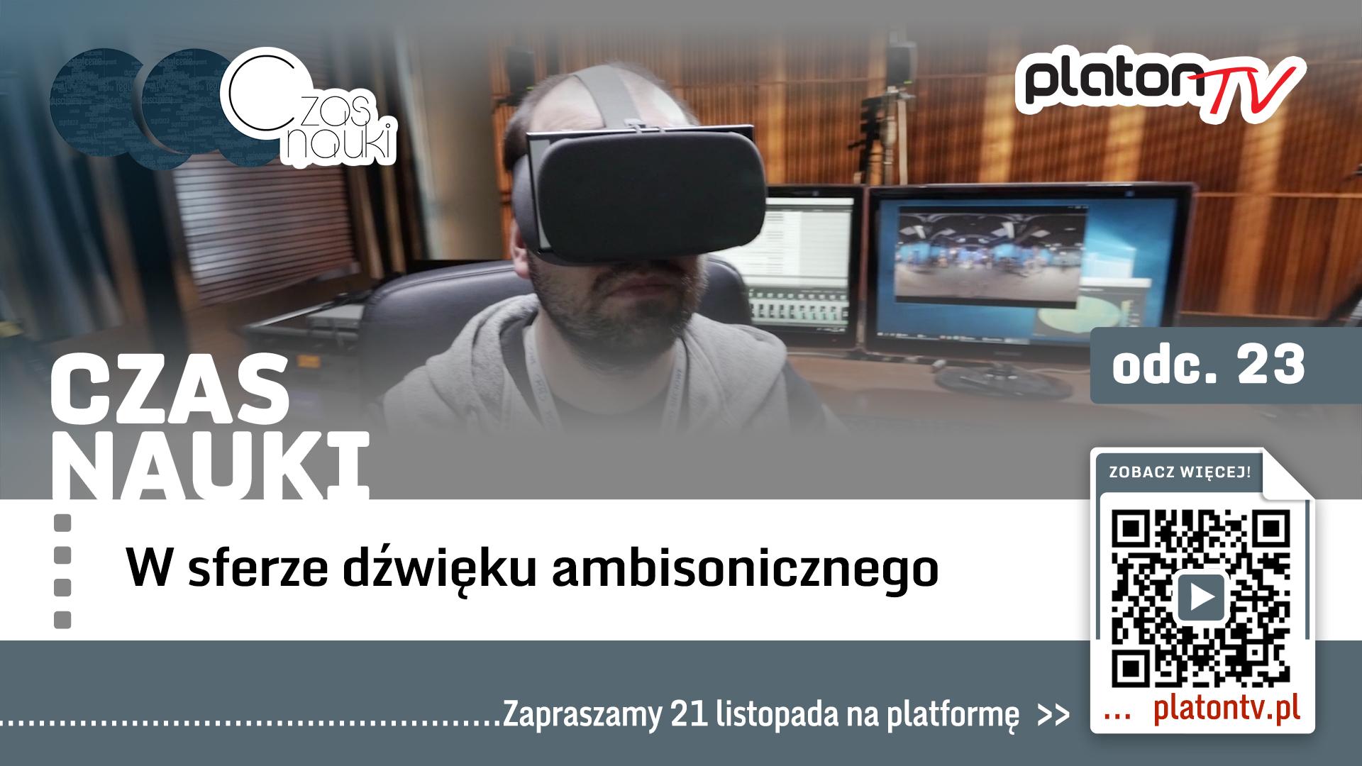 """Premiera PlatonTV: """"Czas nauki – W sferze dźwięku"""""""