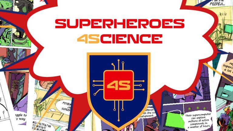 Spotkanie projektu Superheroes 4 Science