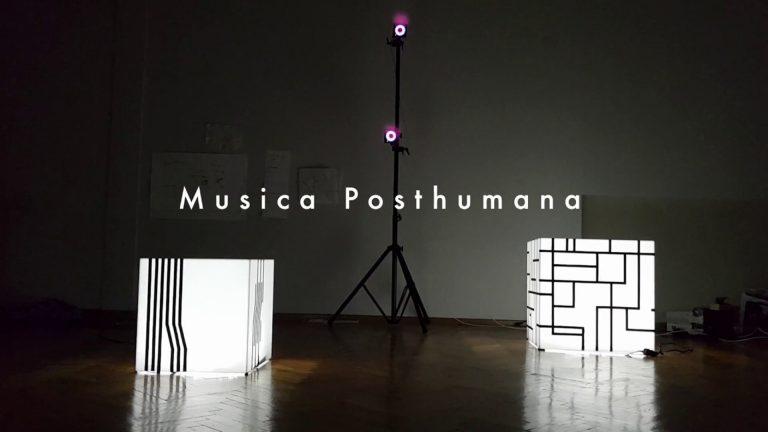 "PCSS partnerem technologicznym spektaklu ""Musica Posthumana"""