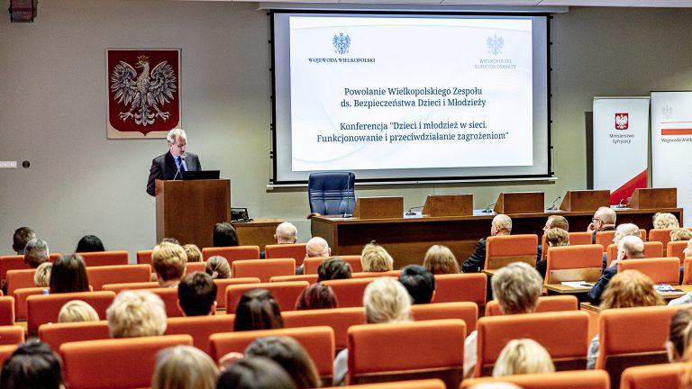 Dr Cezary Mazurek powołany do Wielkopolskiego Zespołu ds. Bezpieczeństwa Dzieci i Młodzieży