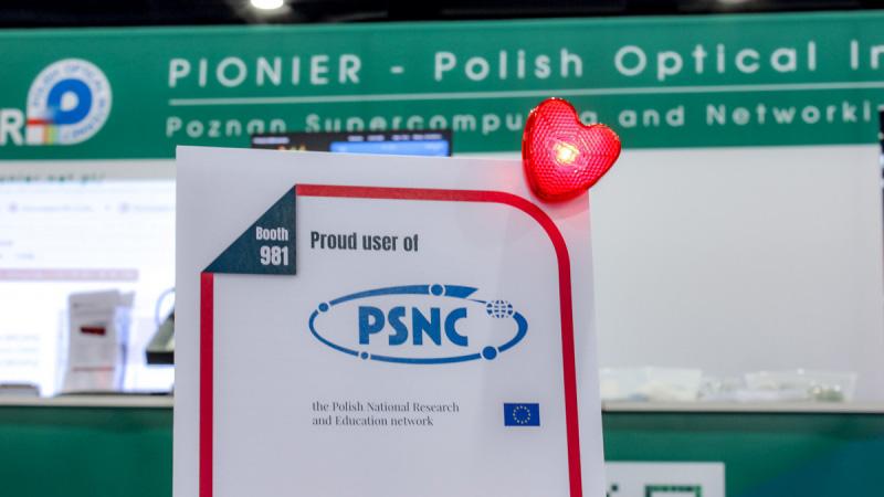 Fotorelacja: PCSS na SC17