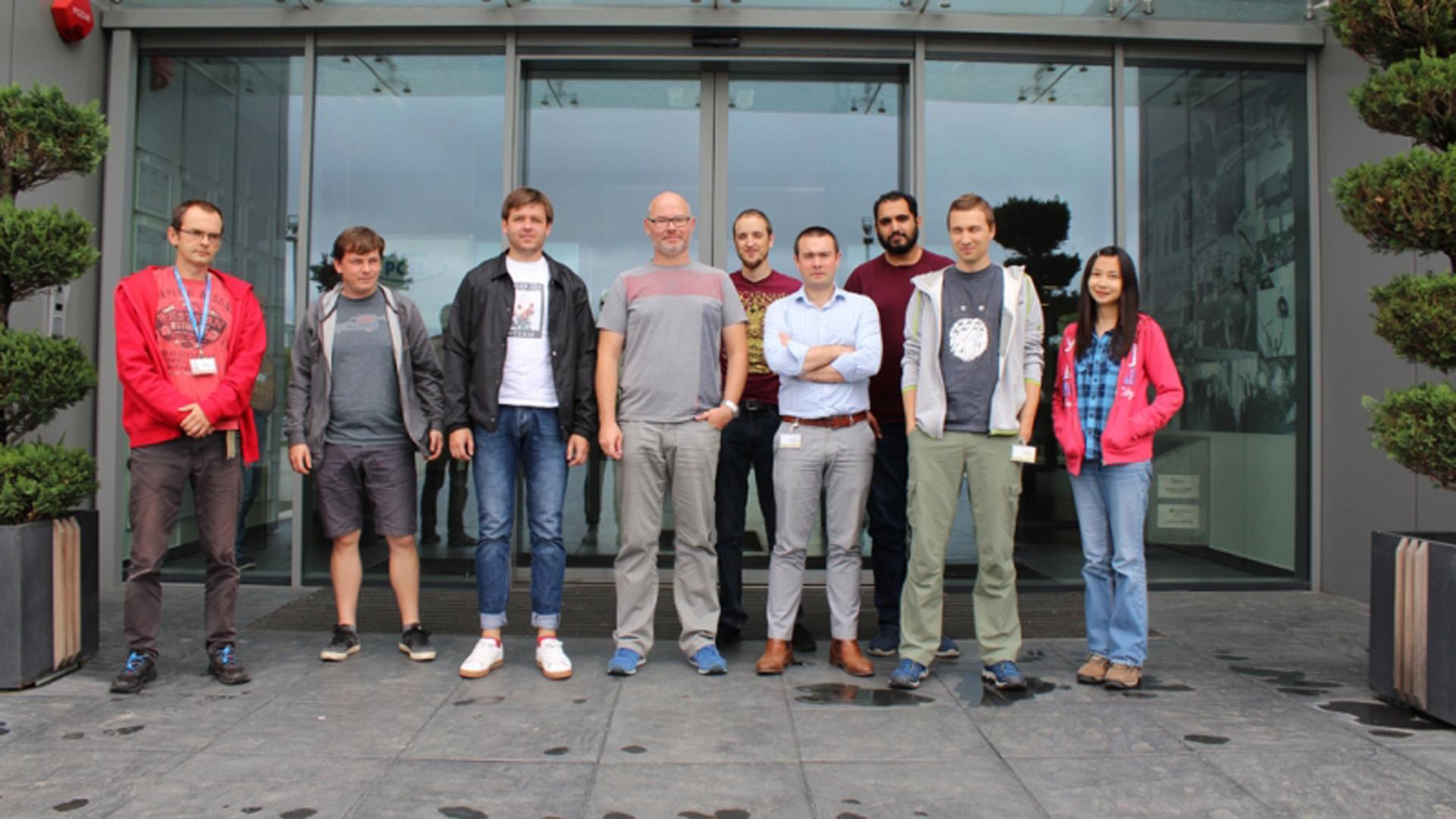 ComPat: Final Integration Meeting
