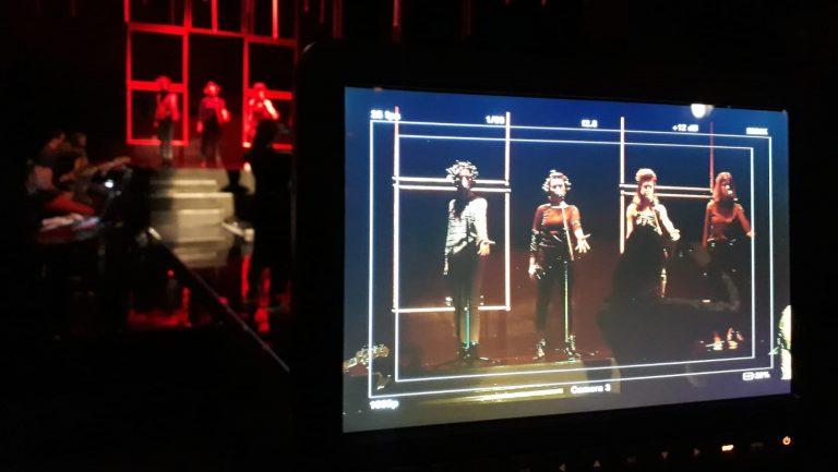 PCSS zrealizował transmisję spektaklu Teatru Nowego w Poznaniu