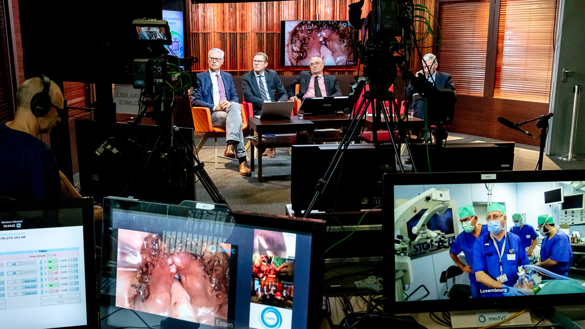 """Fotorelacja: IV edycja Europejskiej Sesji Internetowej """"Chirurgia Laryngologiczna LIVE"""""""