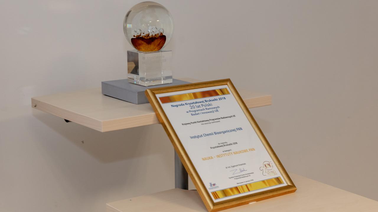 Nominacje do Nagrody Kryształowej Brukselki 2018