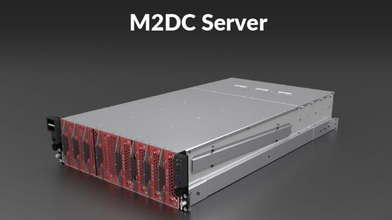 M2DC: Nowa Modułowa Architektura dla Mikroserwerów