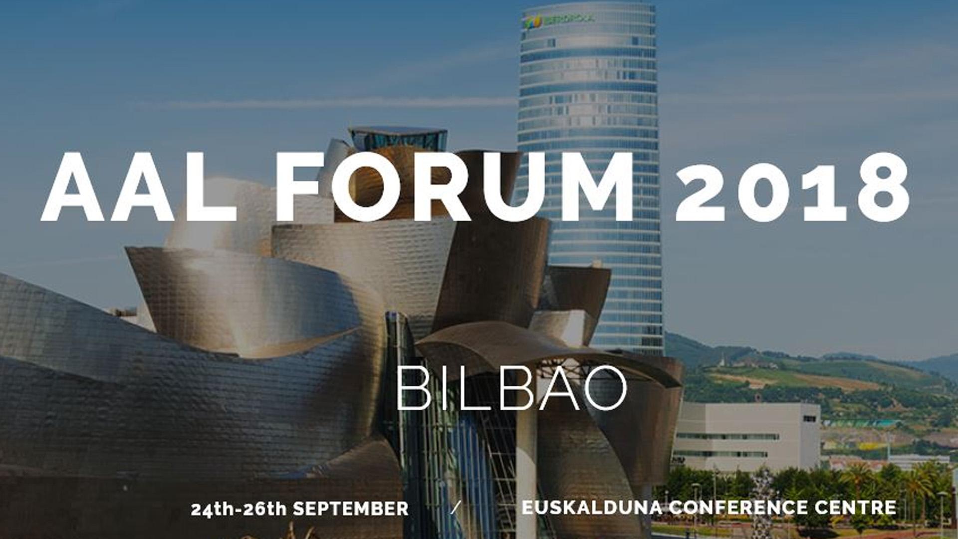 Nagroda Stand Award na AAL Forum 2018 w Bilbao dla projektu PaletteV2