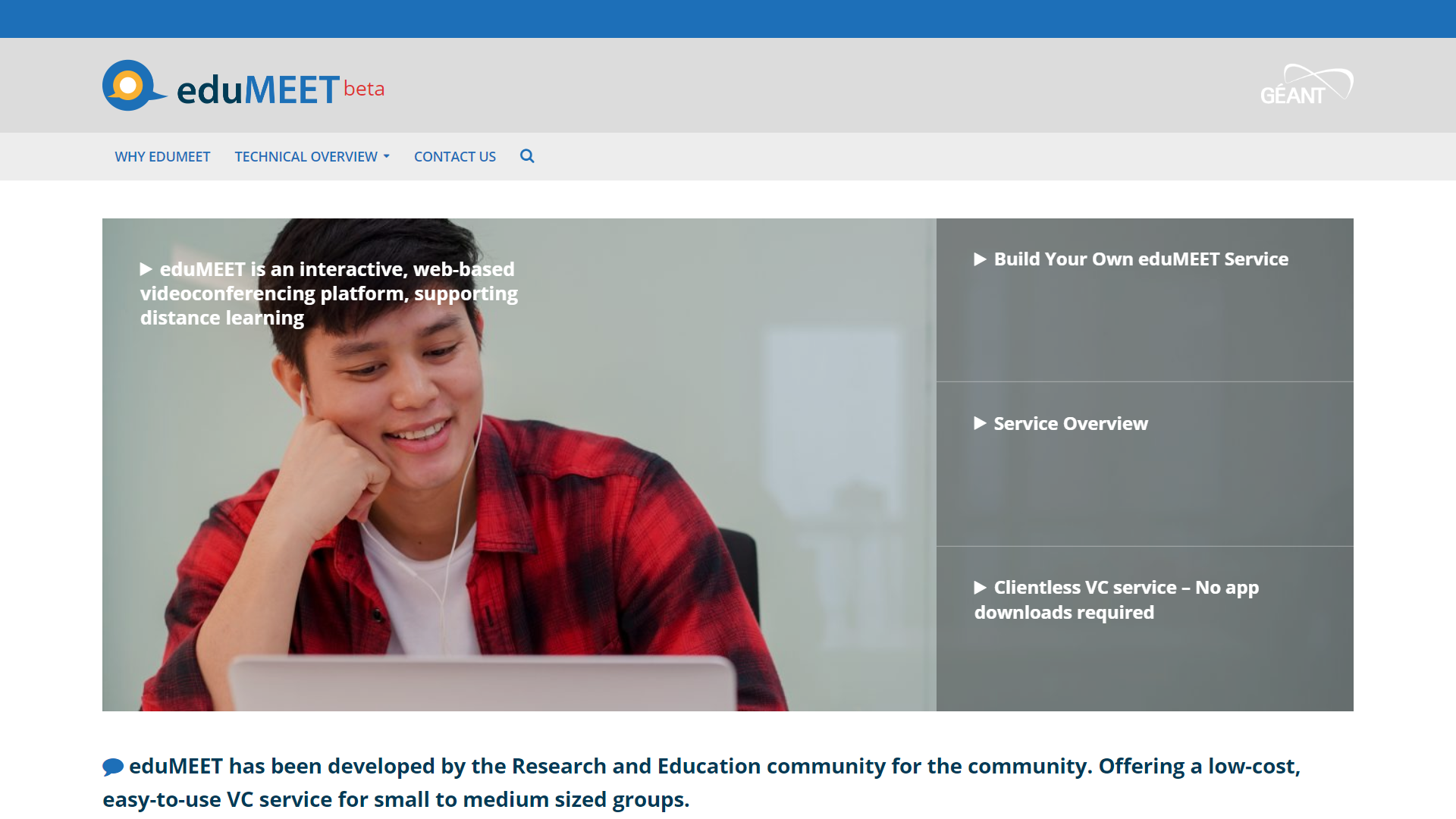 eduMeet wspiera zdalne nauczanie