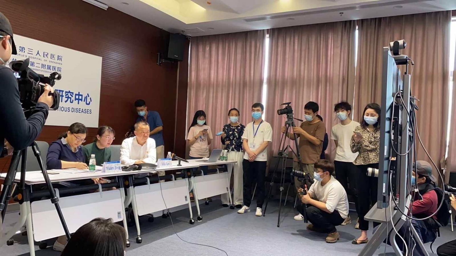 PCSS wsparł technicznie wideokonferencję szpitali z Shenzhen i Poznania