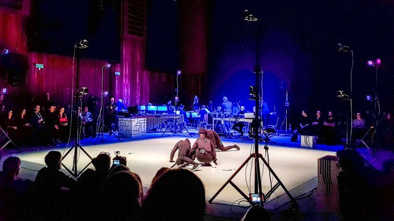 "Fotorelacja: PCSS partnerem technologicznym spektaklu ""Musica Posthumana"""