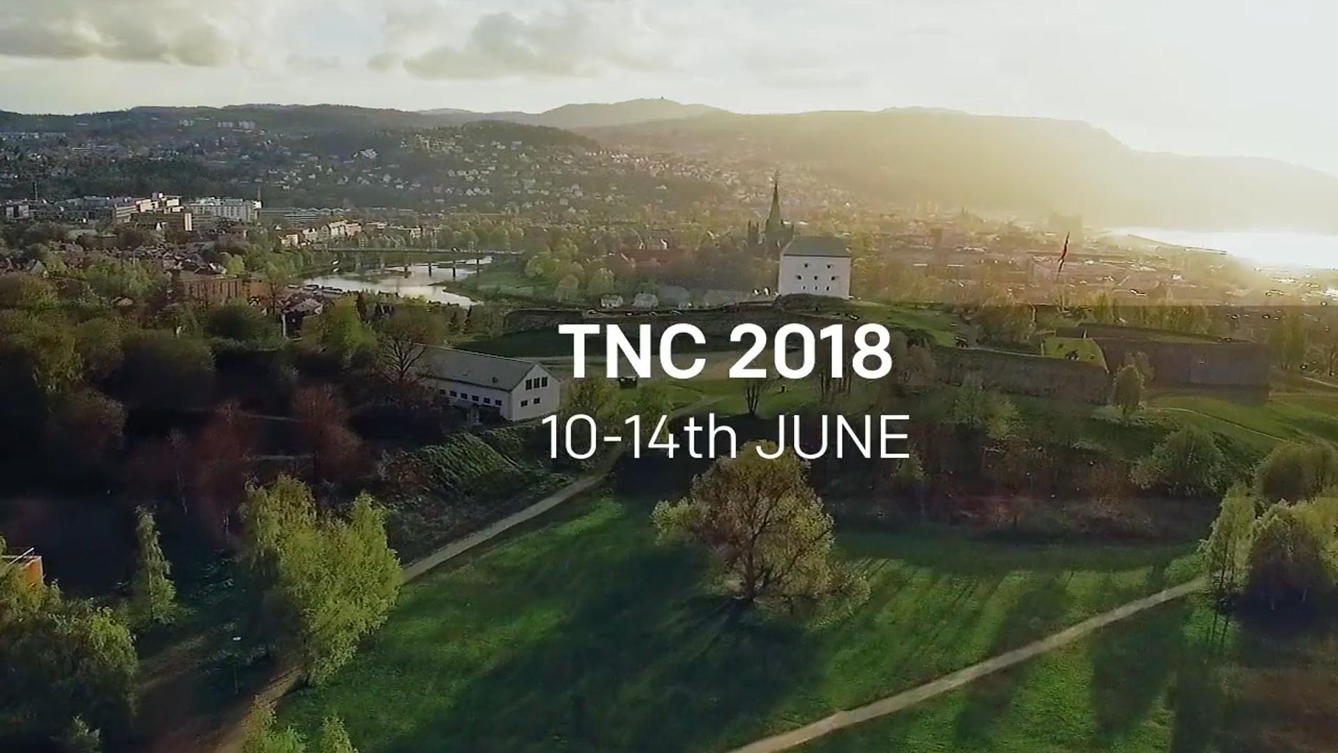 PCSS partnerem technologicznym TNC 2018 w Trondheim