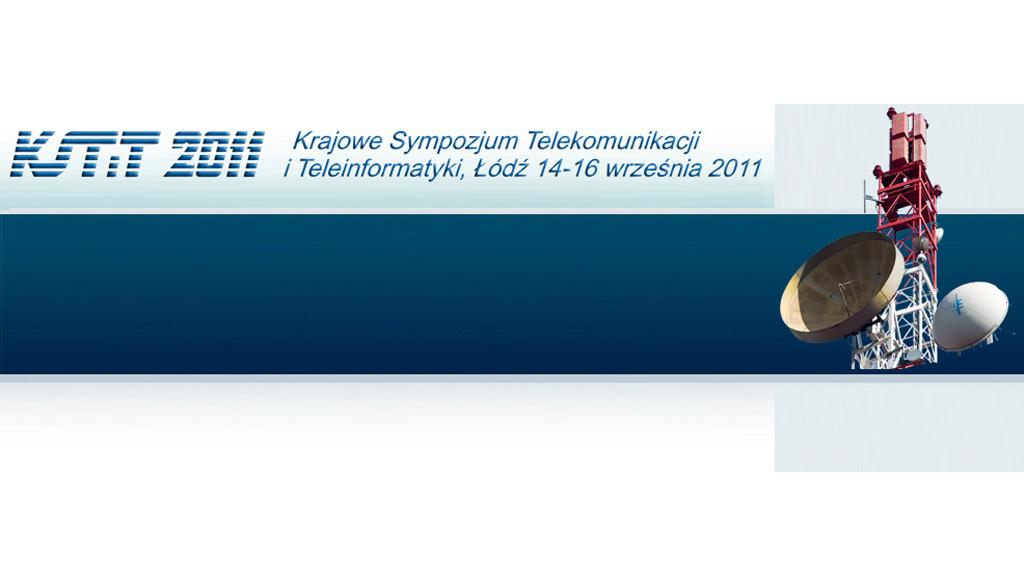 Telekomunikacja i teleinformatyka dla ratowania życia i ochrony zdrowia głównym tematem KSTiT 2011