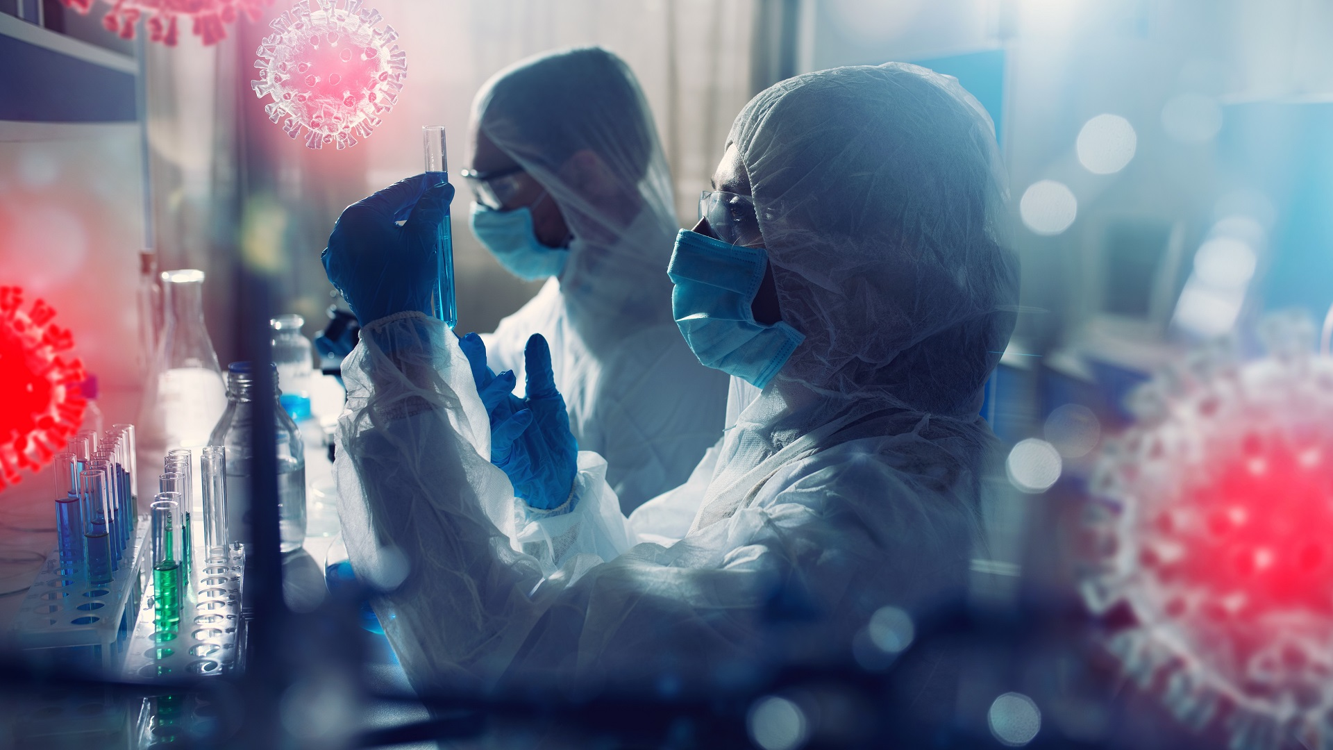ICHB PAN oraz PCSS węzłem krajowym w zakresie danych dotyczących koronawirusa
