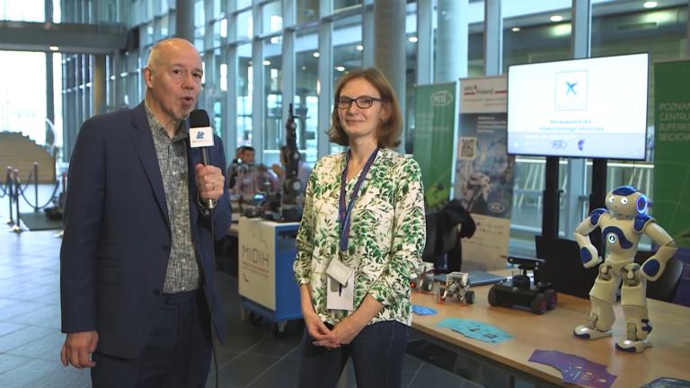 Europejski Tydzień Robotyki: wywiad z Alicją Laskowską