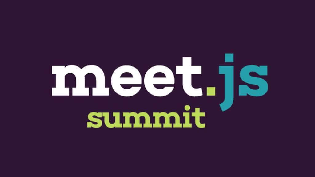 Meet.JS Summit w Poznaniu