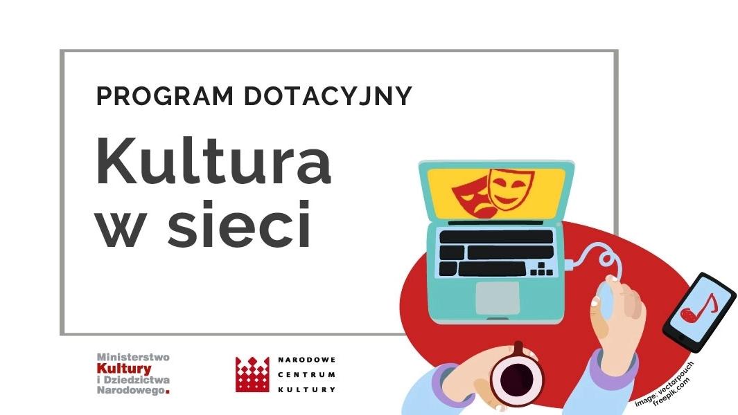 """Kultura w Sieci: dofinansowanie dla projektu """"Maszyna koncertowa"""""""