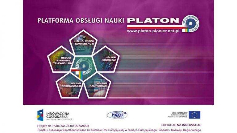Dostawy sprzętu w projekcie PLATON