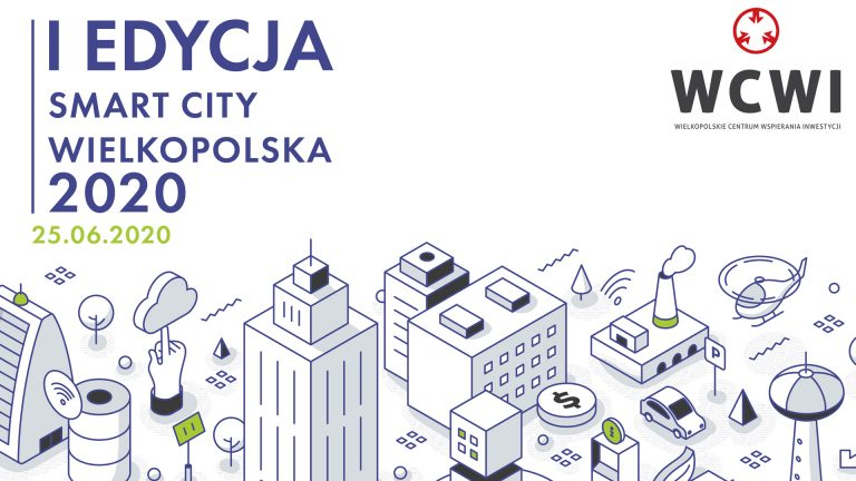 Zaproszenie na konferencję Smart City Wielkopolska