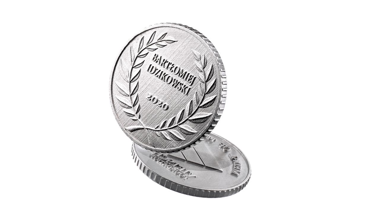 Bartłomiej Idzikowski nagrodzony Medalem Honoru przez Fundację Vietscha