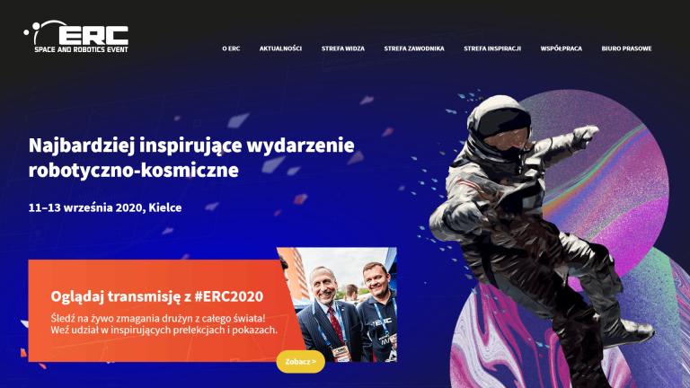 ERC 2020: Zapraszamy na transmisję