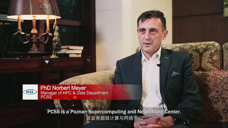 Wyróżnienie dla PCSS podczas konferencji Huawei Connect 2016