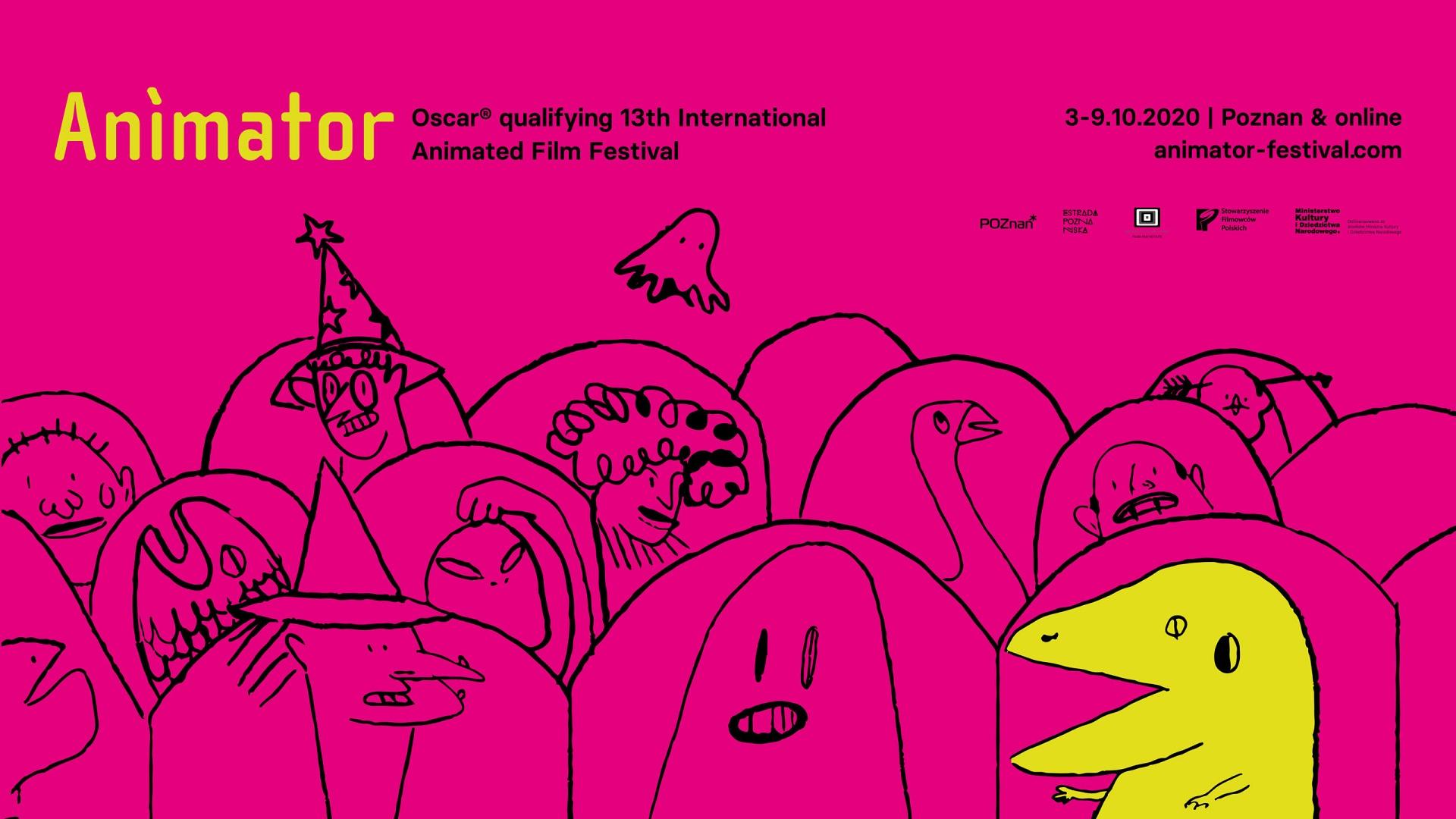 PCSS prowadzi obsługę festiwalu ANIMATOR 2020