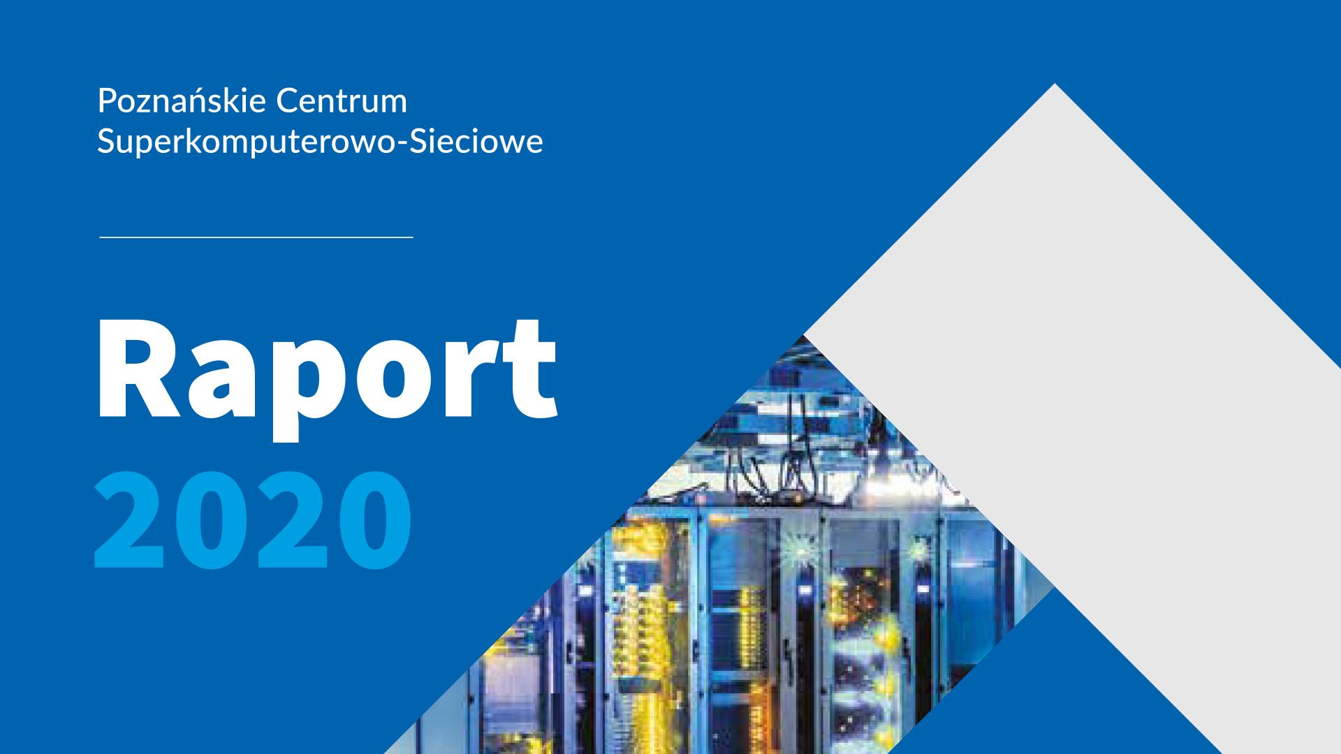 Sprawozdanie z działalności PCSS w 2020 roku