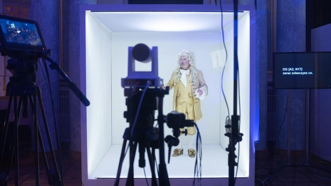 PCSS ponownie przeprowadzi transmisję z Teatru Wielkiego w Poznaniu