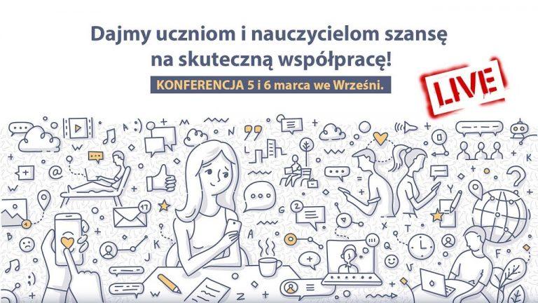 """Warsztaty Laboratorium Innowacyjnej Edukacji PCSS na Konferencji """"Lepsza edukacja"""""""