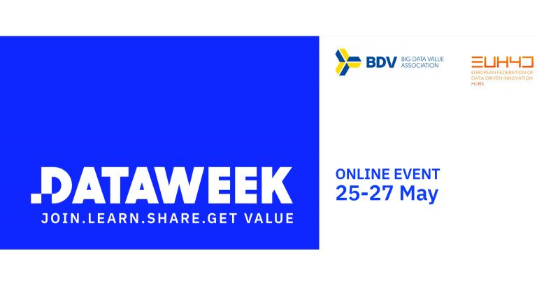 Zaproszenie na Data Week 2021
