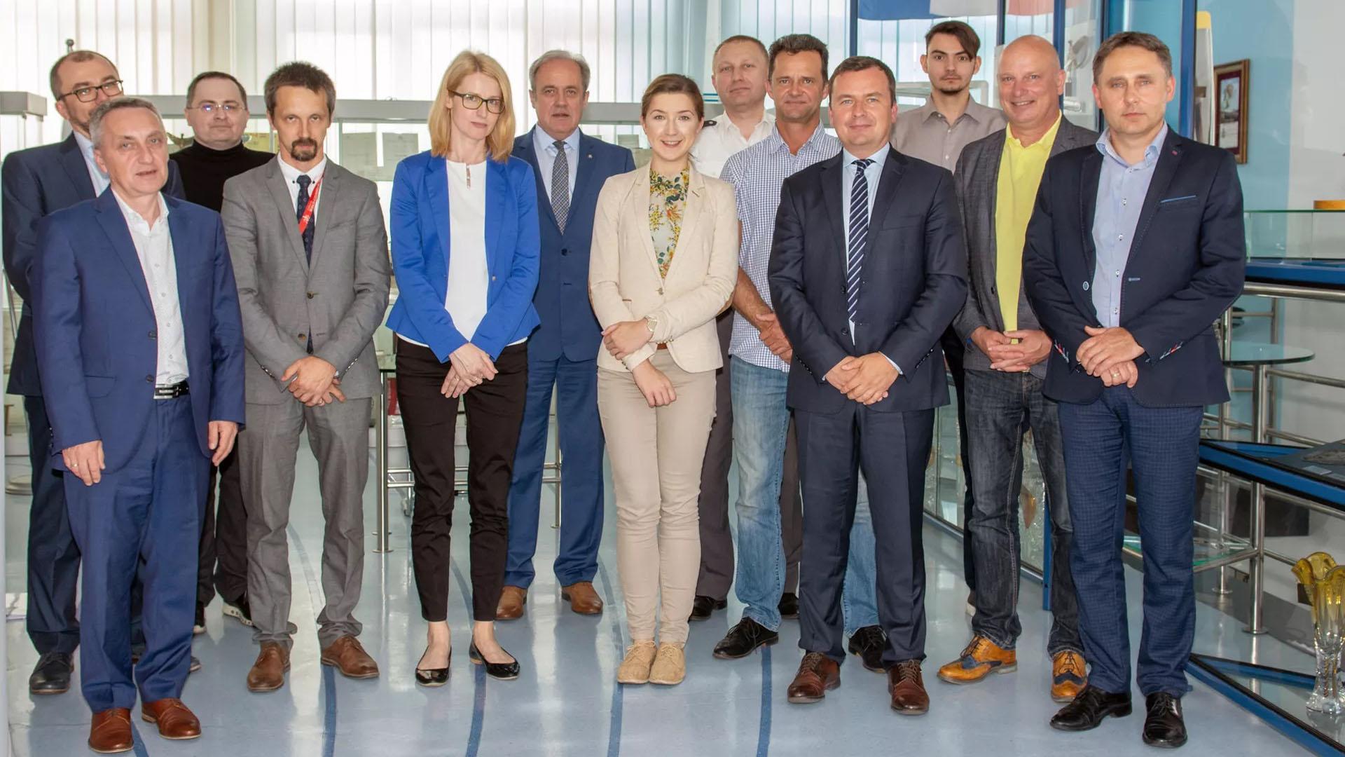 Inauguracja projektu z ITWL – technologie kwantowe w zarządzaniu ruchem lotniczym