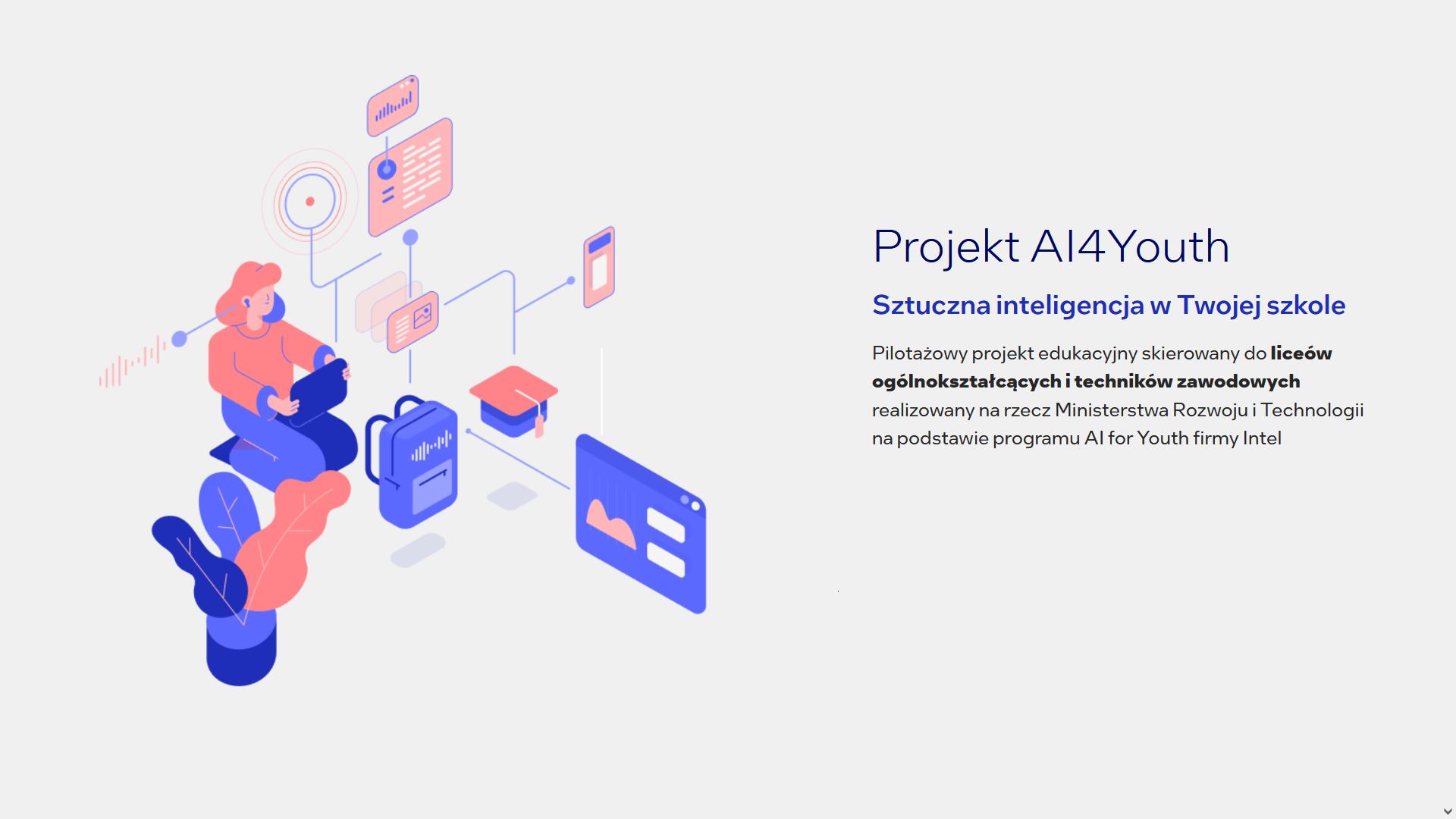 Projekt AI4Youth: rekrutacja przedłużona do 17 października